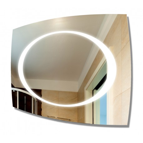 Зеркало с подсветкой 7002