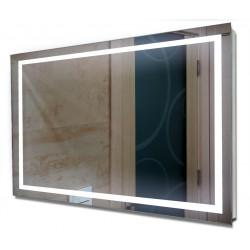 Зеркало с подсветкой 7404 в ванной