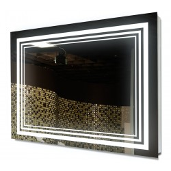 Зеркало с подсветкой 7406