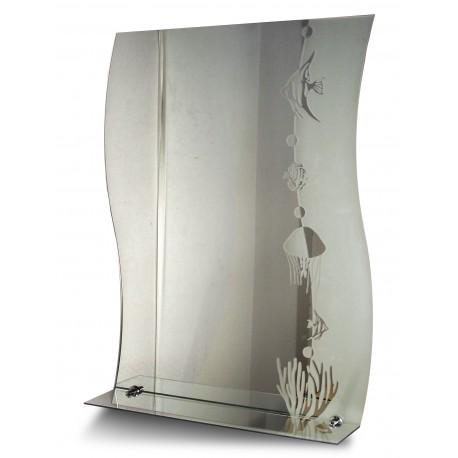 Зеркало с рисунком